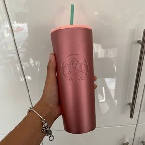 new starbucks stainless steel sippy cup